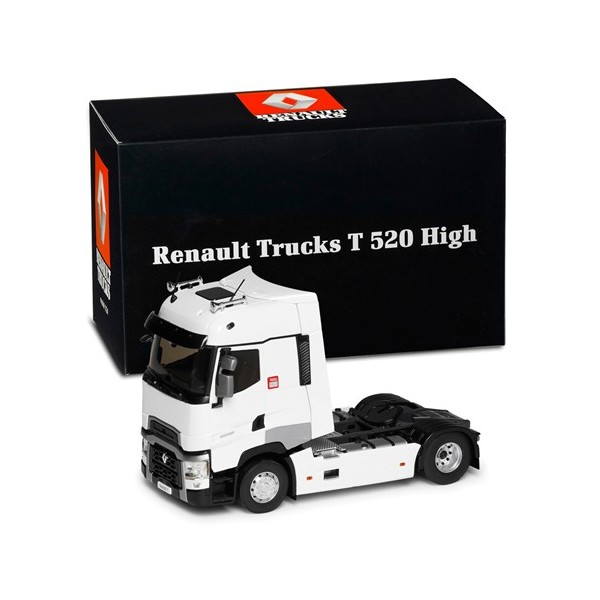 maquette camion renault trucks. Black Bedroom Furniture Sets. Home Design Ideas